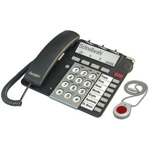Ergophone S 510 IP Funk VoIP, Notruf, Blitzlicht, Funk Notrufsender