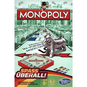 Monopoly: Kompakt (Deutsche Version)