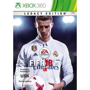 FIFA 18 - Legacy Edition [Xbox360] (D/I)