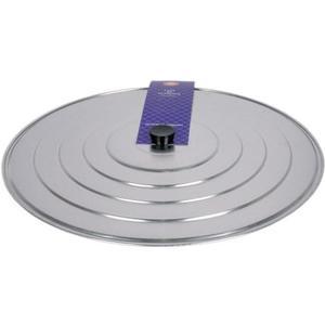 Pfannendeckel zu Party Pfanne Masse: Ø 46cm, Material: Aluminium