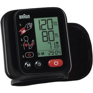 BBP2200WE blood pressure wrist - Schwarz