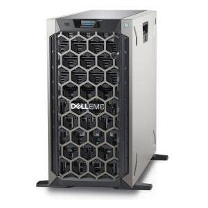 PowerEdge T340, Tower, E-2124, 8x3.5 8GB RAM, 1x1TB SATA 7.2k 3.5 HotP, 1x 495W