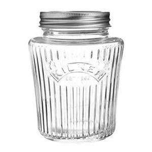 Einmachglas Vintage 0.5 Liter Schraubdeckel