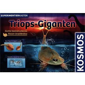 Experimentierkasten, Triops-Giganten