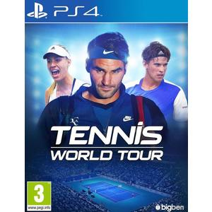 Tennis World Tour [PS4] (D/F)