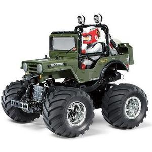 Wild Willy 2 WR-02 Bausatz, 1:10, 2WD, WR-02G Chassis