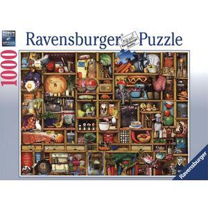 Kurioses Küchenregal - Puzzle [1000 Teile]