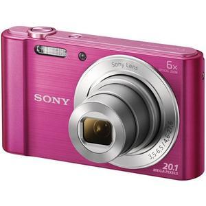 DSC-W810 Cybershot - pink