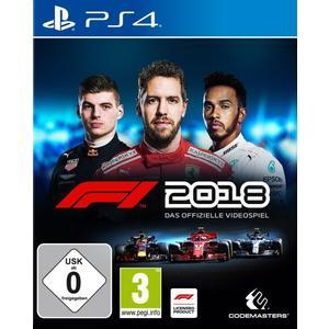 F1 2018 (PS4) (DE)