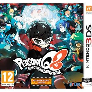 Persona Q2: New Cinema Labyrinth (3DS) (FR)