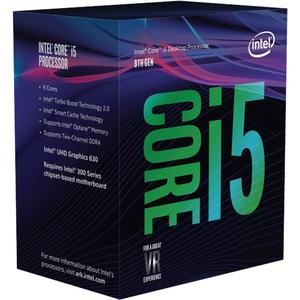 Core i5-8600K (3.60GHz / 9MB) - boxed
