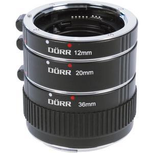 Zwischenring für Canon EOS (13, 21, 31mm)