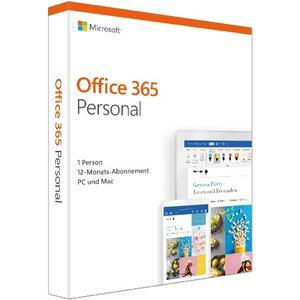 Office 365 Personal (FY19) 1 Benutzer 1 Jahr Englisch