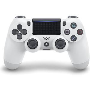 Dualshock 4 Wireless Controller V2 - weiss [PS4]