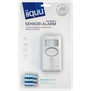 u Sensor Alarm Code inkl Batterien