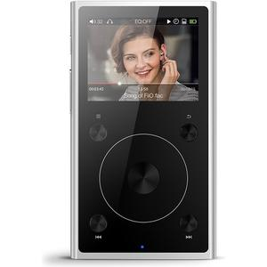 All New X1 Music Player - silber