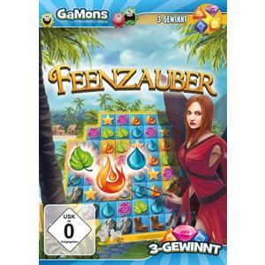 GaMons - Feenzauber (PC) (DE)