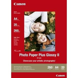 PP-201, Fotopapier Plus II A4, 20-Pack