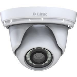 DCS-4802E Vigilance Full HD Outdoor Mini Dome Kamera, IP66, WDR