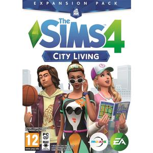 The Sims 4 City Living (PC,D,F,I)