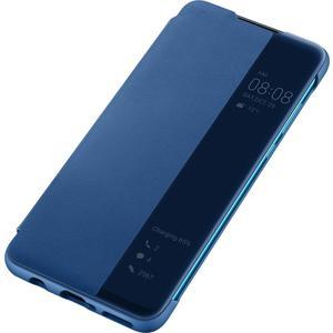 Flip View Cover für P30 Lite - blau