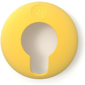 Silikonhülle für VIO - gelb