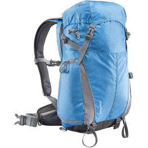 Elements Outdoor Rucksack mit Tasche - hellblau