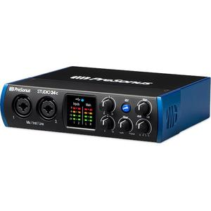 Studio 24c, USB Audio-Interface