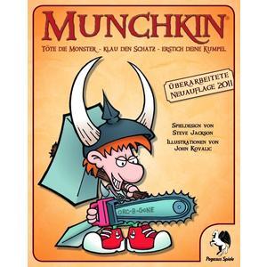 Munchkin - Kartenspiel