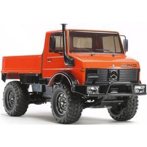 Unimog 425 1:10, 4WD, CC-01 Chassis