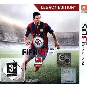 FIFA 15 - Legacy Edition (3DS,D)