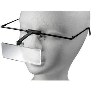 VTMG8 Kopfbandlupe, 3 Vergrösserungsstufen: 1.5/ 2.5/3.5,