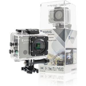 Full HD Action Cam - schwarz