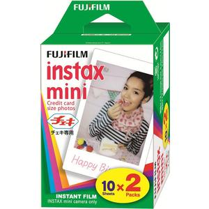 Instax Mini Film 2x10 Kassette