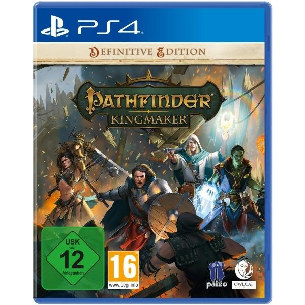 Pathfinder: Kingmaker Definitive Edition (PS4) (DE)