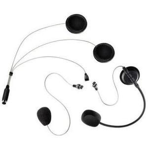 Universal-Headset COHS mit 2 Mikrofonen für Integral-& Jethelm
