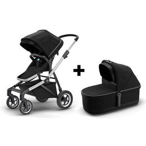 Buggy Set Sleek Midnight Black