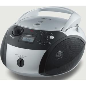 RCD 1500 BT - Silber