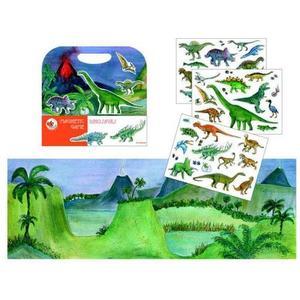 Magnetspiel Dinosaurier Alter ab: 3+ , 68 x 38 x 59 cm