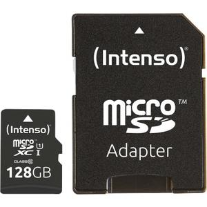 Micro SD-XC Card 128GB UHS-I Premium