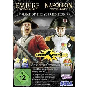 Total War: Empire & Napoleon Game of the Year Edition [PC] (D)