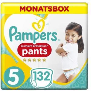 Premium Protection Pants Gr.5 Juni 12-17kg MonatsBox 132Stk.