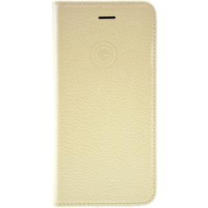 Book Case Marc für iPhone 6/6s/7 - gold/beige