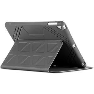 "3D-Schutzhülle 9,7"" iPad Pro, iPad Air 2, iPad Air Tablet-Hülle - silber"