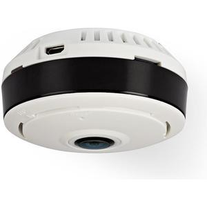 IP-Überwachungskameras | 1280 x 960 | Panorama | Weiß/Schwarz