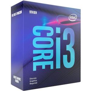 Core i3-9100F (3.60GHz / 6MB) - boxed