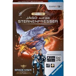Space Hawk: Jagd auf die Sternenfresser