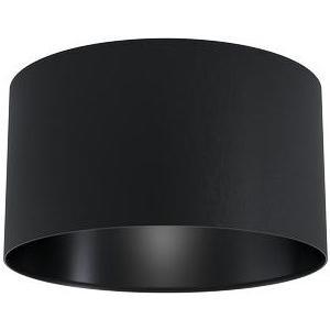 MASERLO 1 Deckenleuchte schwarz exkl. 1x E27 40W
