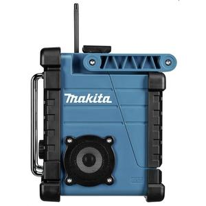 DMR107 Baustellenradio - blau schwarz