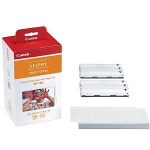 RP-108 Papier / Farbband 100x150mm - 108-Pack